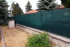 Stínivka na plot